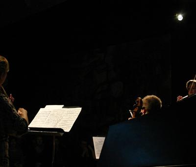 Ensemble baroque du CRR de Reims