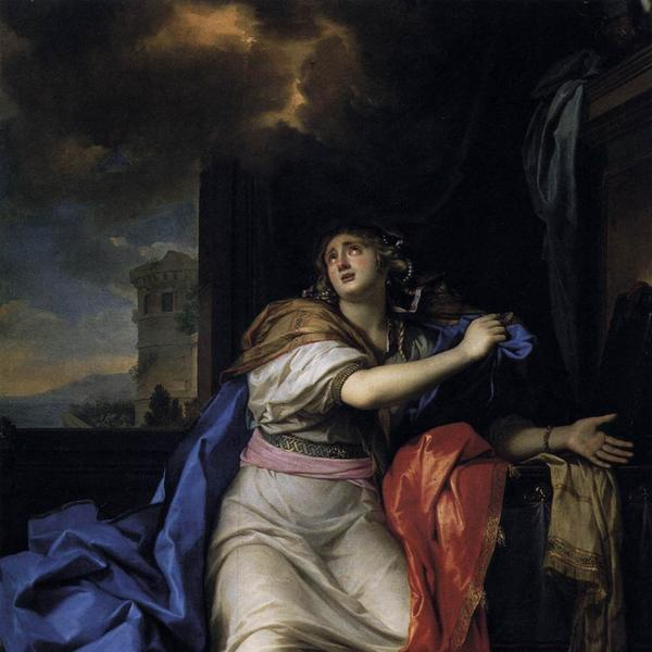 Charles_Le_Brun_-_The_Repentant_Magdalen_-_WGA1254