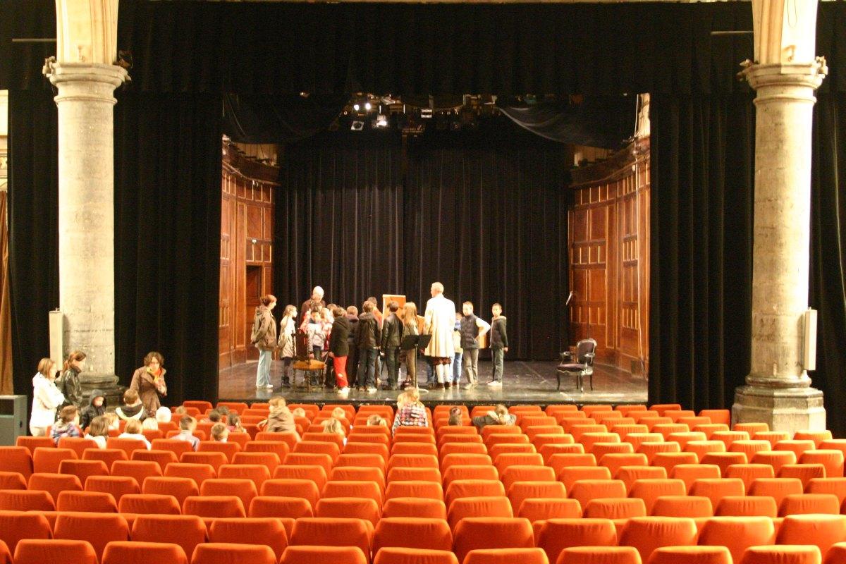 Valenciennes  U0026gt  Auditorium